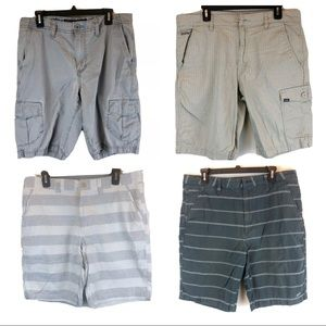 Men's Vans, Sonoma, Tony Hawk Shorts Bundle Sz 34